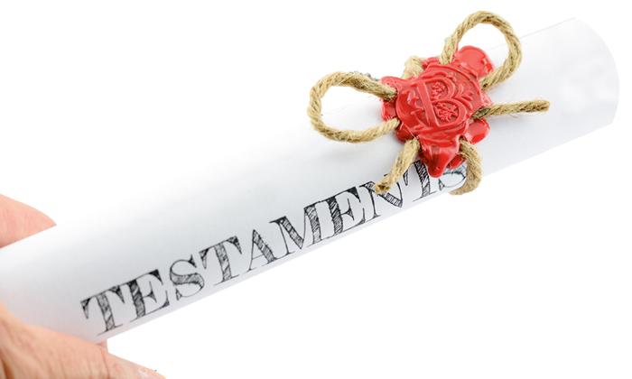 likumisko mantinieku šķiras, testaments, mantojums
