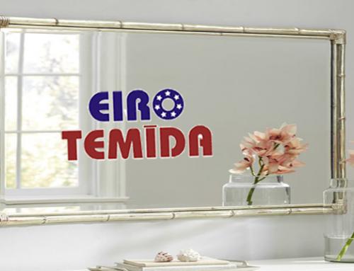 У Eiro Temīda зеркальный домен