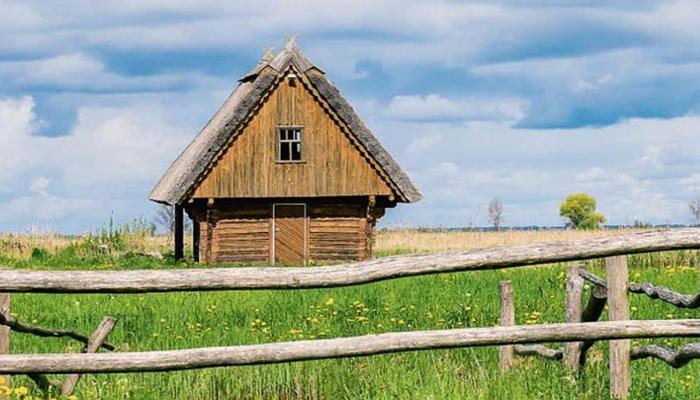 Nodoklis pārdodot mantotu lauku īpašumu
