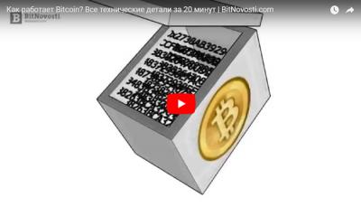 Как работает Bitcoin?