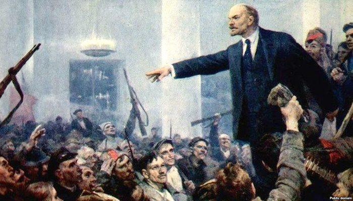 Деньги для Ленина