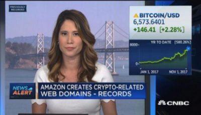 Amazon just bought three domain names related to cryptocurrency, Amazon обеспечила три новых доменных имена связанных с криптовалютой