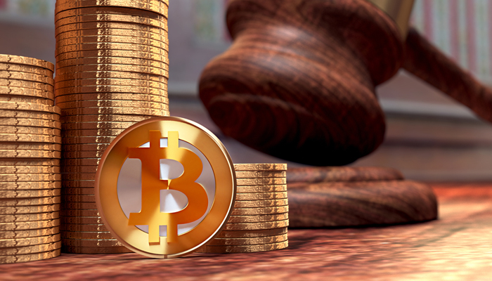 Закон и биткоин
