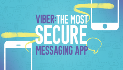 Viber is the most secure messaging app
