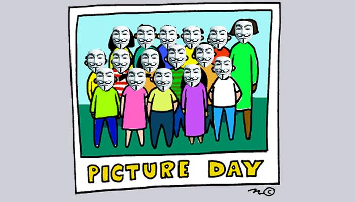 Vai drīkst fotografēt bērnus izlaidumā