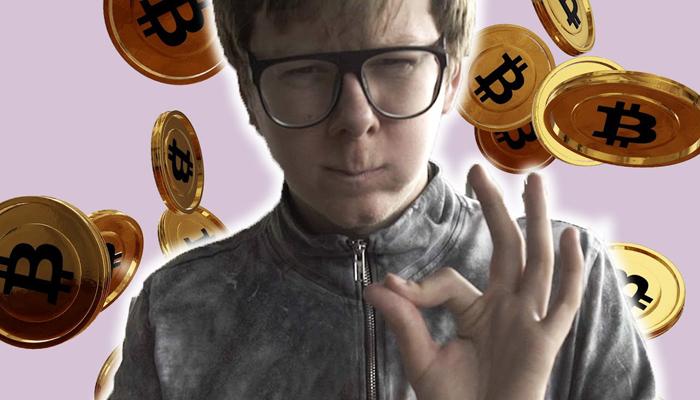 Самый юный биткоин миллионер в мире