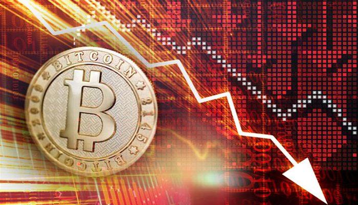 Что делать когда биткоин падает