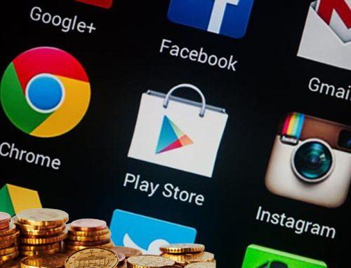 На новых мобильных устройствах Google Play Store, GMail и YouTube начиная от 29.10.2018 будут платными