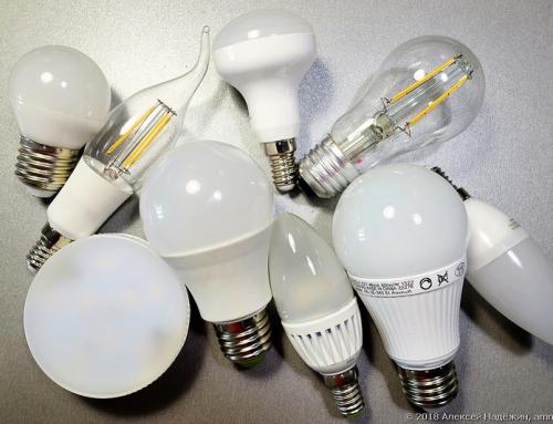 Права потребителей: «Как сделать вечными светодиодные лампы»